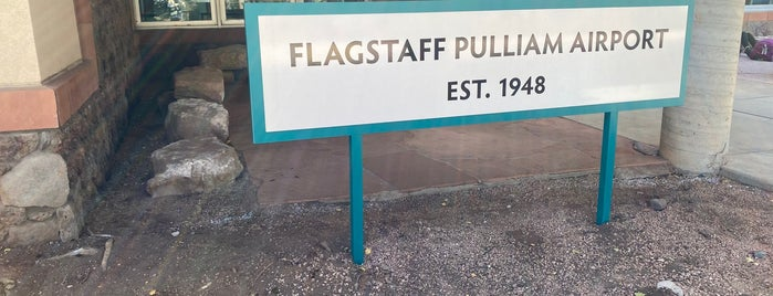 Flagstaff Pulliam Airport Gate 1 is one of Travel Places.