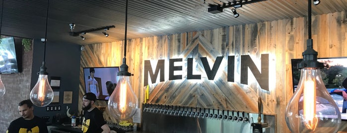 Melvin Brewing is one of SD Breweries.