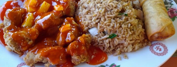 A Taste Of China is one of สถานที่ที่บันทึกไว้ของ David.
