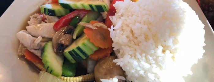 Thai Thani Kitchen is one of Amazon Campus (SLU) Lunch Spots.