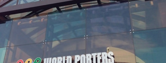 Yokohama World Porters is one of 横浜.