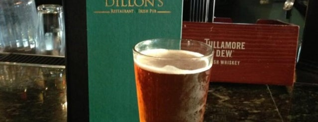 Dillon's Restaurant & Irish Pub is one of La-La Land.
