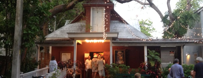 Red Barn Theatre is one of Key West.