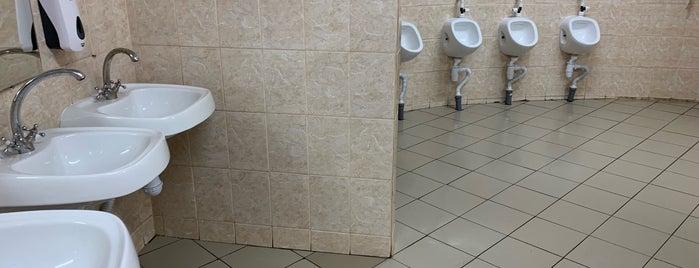 Бесплатный общественный туалет is one of Евгений 님이 좋아한 장소.