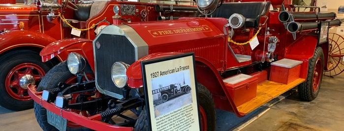 San Antonio Fire Museum is one of Austin and San Antonio.