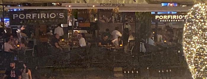 Porfirio's is one of Playa del Carmen.