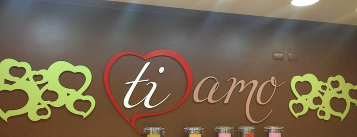 Ti Amo - Bakery is one of Food porn.
