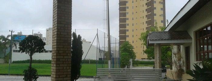 AABB - Associação Atlética do Banco do Brasil is one of Lieux qui ont plu à Cristiane.