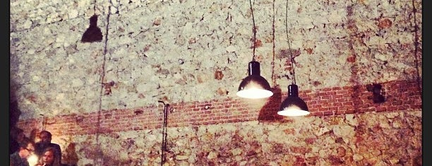 """Cantina Matadero is one of Ruta """"gastrohipster"""" Madrid by @elmundoes."""