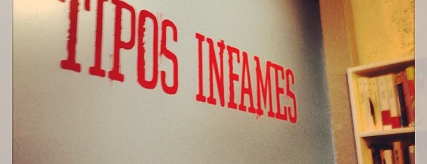 Tipos Infames is one of Food & Fun - Madrid.