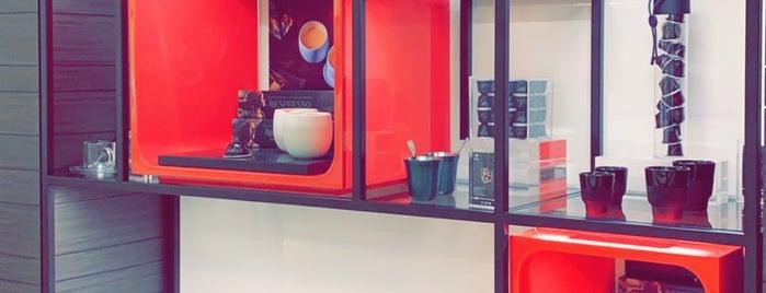 Nespresso Boutique at Bloomingdale's is one of Dan 님이 좋아한 장소.