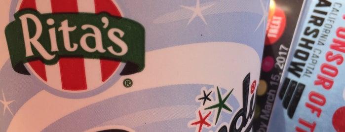 Rita's Italian Ice & Frozen Custard is one of CC'ın Beğendiği Mekanlar.