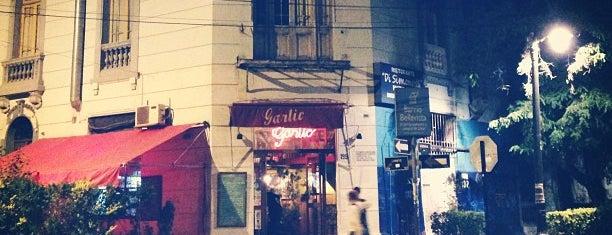 Garlic is one of Food & Fun - Santiago de Chile.