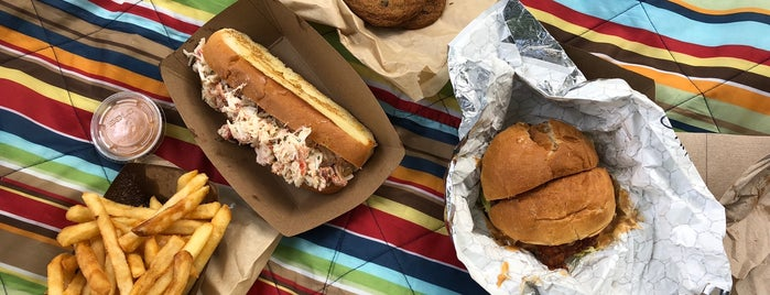 North Fork Table Lunch Truck is one of Top Eating Spots with Food52.
