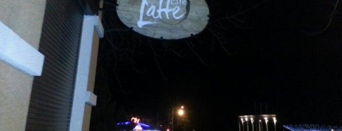 Latte cafe is one of Alexey 님이 좋아한 장소.