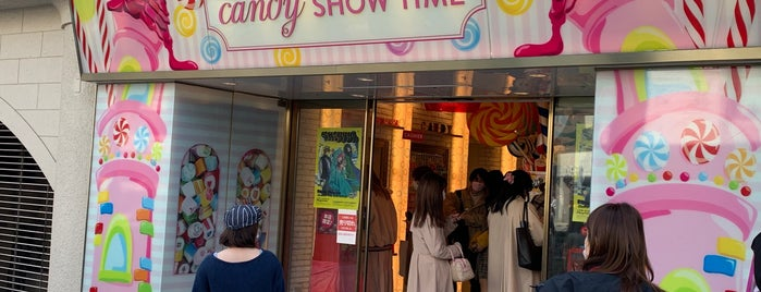 Candy Show Time is one of Japan Point of interest.