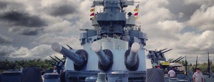 Battleship NORTH CAROLINA is one of Battleship Museums.