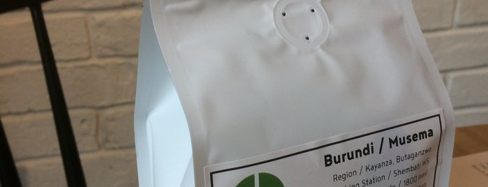 Oblak coffee is one of New jinx.