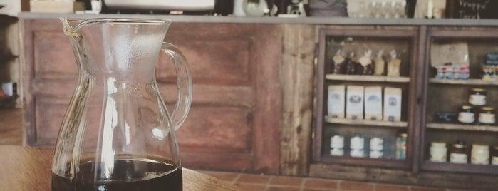 Kavárna Dvě vrány is one of Kde si pochutnáte na kávě doubleshot?.