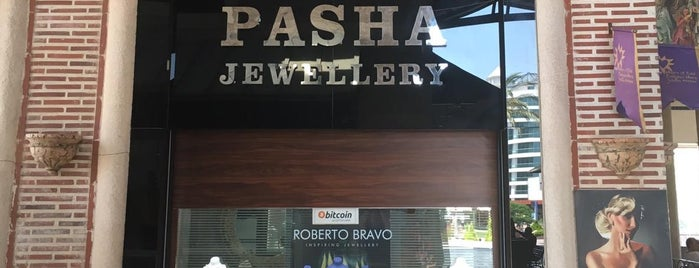 Pasha Jewellery is one of Mさんの保存済みスポット.