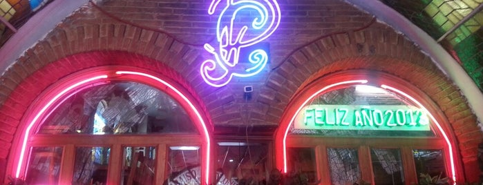 Paraiso Colonial Restaurante Bar is one of Jesús Ernesto : понравившиеся места.