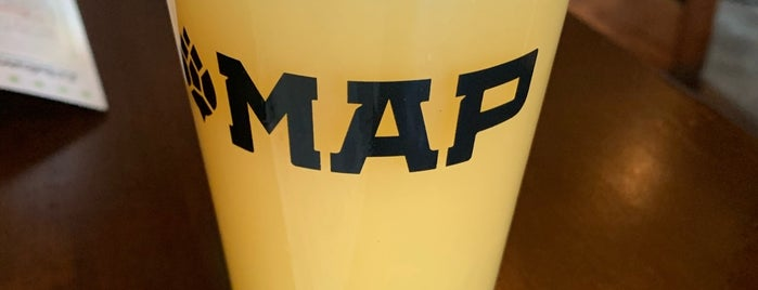 MAP Brewing Co is one of Bozeman 2020.