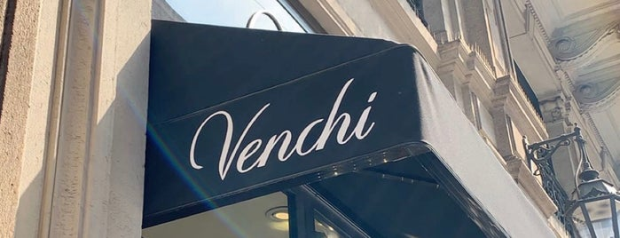 Venchi is one of ⭐️Favorito Mavorito⭐️.