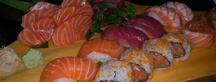 Tatá Sushi is one of Orte, die Cherols gefallen.