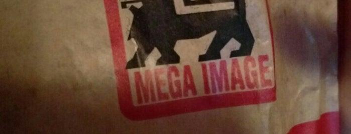 Mega Image is one of Orte, die Remus gefallen.