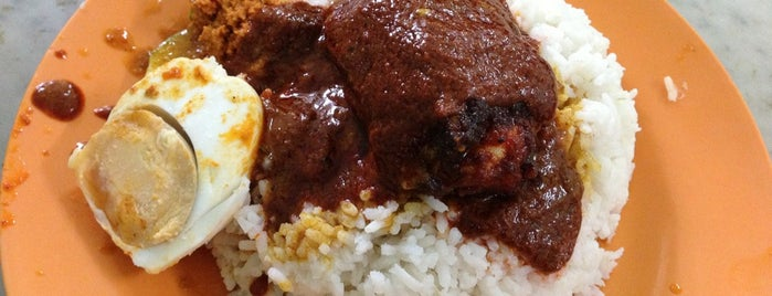 Nasi Ganja Yong Suan is one of To explore.