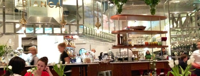 Osteria della Piazza Bianca is one of 24 Hour Restaurants.
