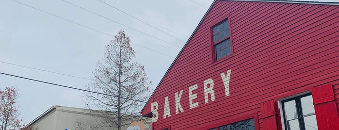 Bywater Bakery is one of Lieux qui ont plu à David.