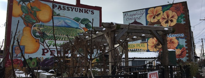 Harry O's Passyunk Gardens is one of VisitPhilly.
