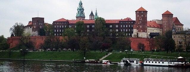 Rondo Grunwaldzkie is one of Krakow.