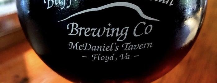 Buffalo Mountain Brewing Company is one of Lieux sauvegardés par Rachel.