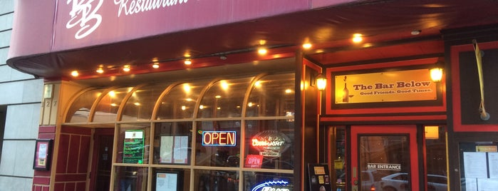 The Bar Below is one of Chicago Service Industry Discounts.