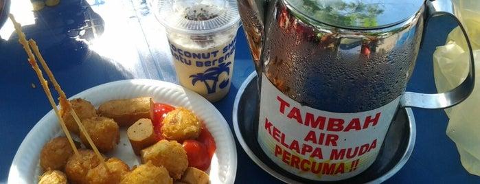 Batu Berendam Coconut Shake is one of Melaka.