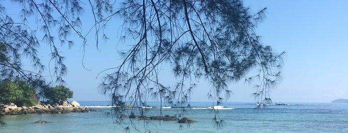 Hua Beach is one of Orte, die Lukman gefallen.