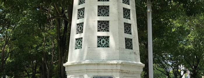 Lim Bo Seng Memorial is one of Singapore's Popular Places.