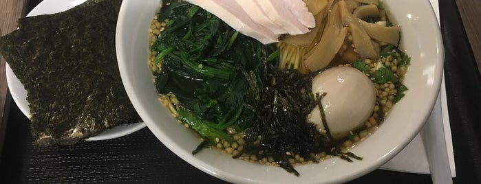 Brothers Ramen is one of SingSing.