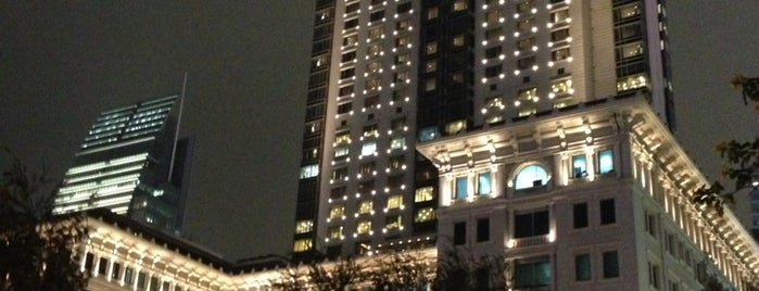 The Peninsula Hong Kong is one of Lieux sauvegardés par Sergio.