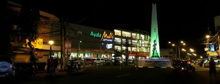 Ayala Malls Legazpi is one of Deanna's Liked Places.