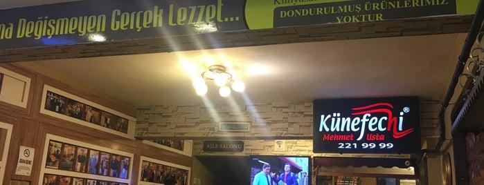 Tarihi Kilim Künefecisi is one of Kahramanmaraş.