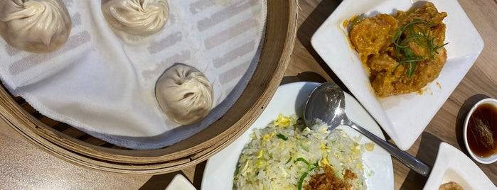 Din Tai Fung 鼎泰豐 is one of Lieux qui ont plu à Shank.