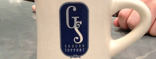 Ground Support is one of NYC - CELEBRITY HOTSPOTS.