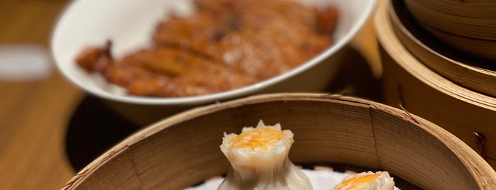 Din Tai Fung is one of Favorite London (Notion).