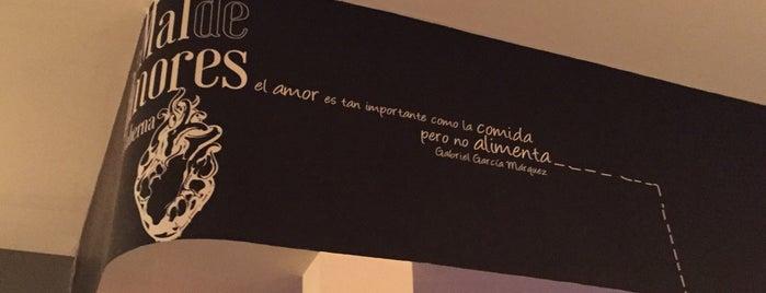 Mal de Amores is one of Cenas chulas.
