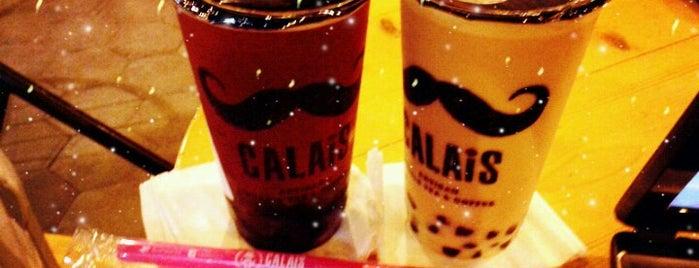 Calais Artisan Bubble Tea & Coffee is one of Gespeicherte Orte von Tonei.
