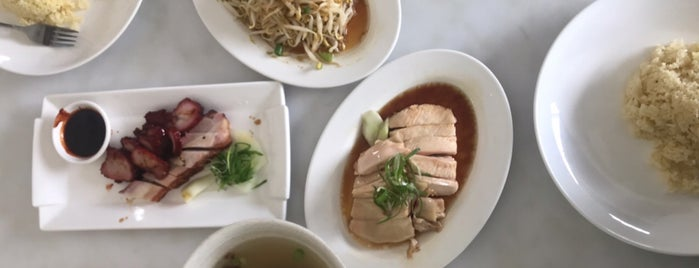 New Restaurant Ipoh Chicken Rice (新怡保鸡饭店) is one of Fred'L 님이 좋아한 장소.