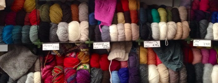 Fadeninsel is one of My global yarn crawl.